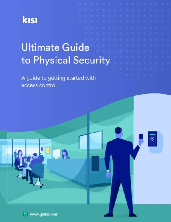 Kisi Physical Security Guide